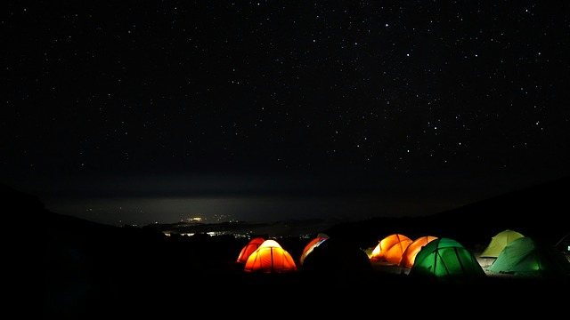 Kilimandžaro,Tanzanija, Treking