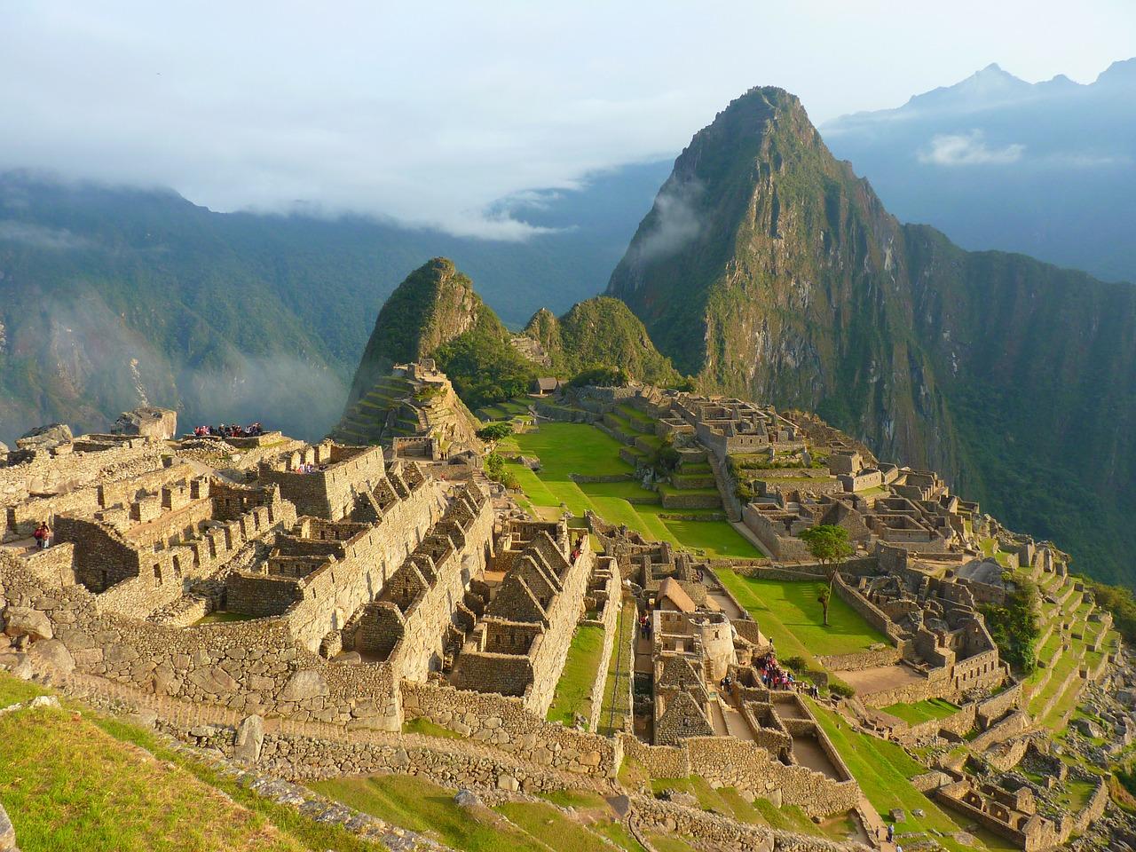 Put Inka, Peru, Machu Picchu, Treking