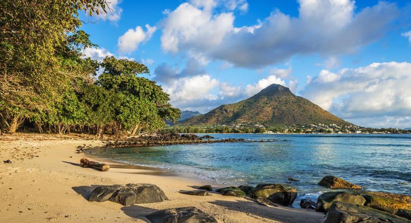 Putovanje na Mauricijus, Flic-en-Flac