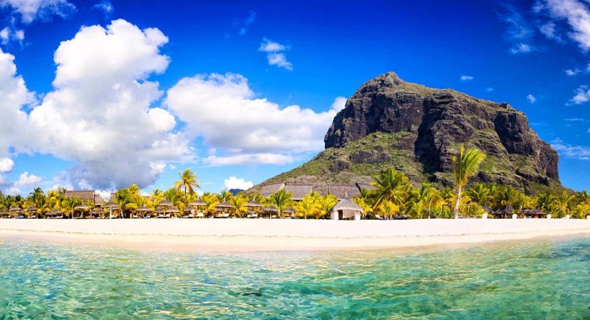Putovanje na Mauricijus, Le Morne