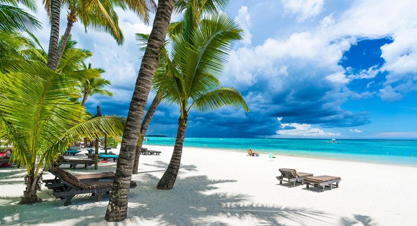 Putovanje na Mauricijus, Trou aux Biches