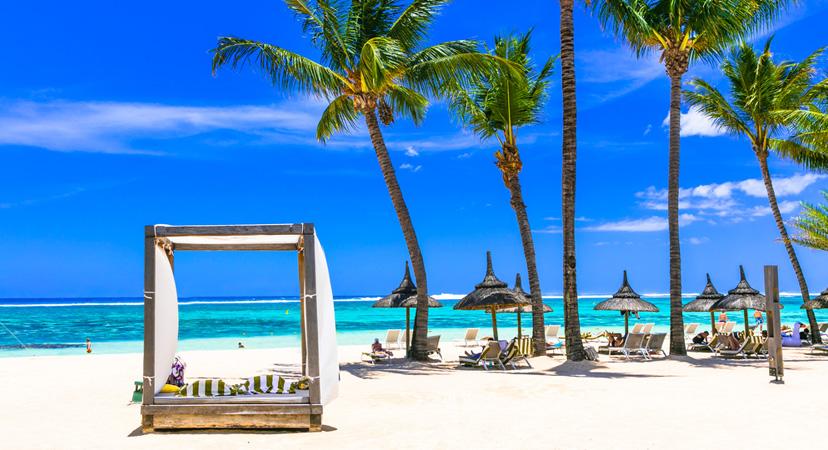 Putovanje na Mauricijus, Belle Mare Plage