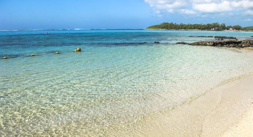 Putovanje na Mauricijus, Blue Bay Beach