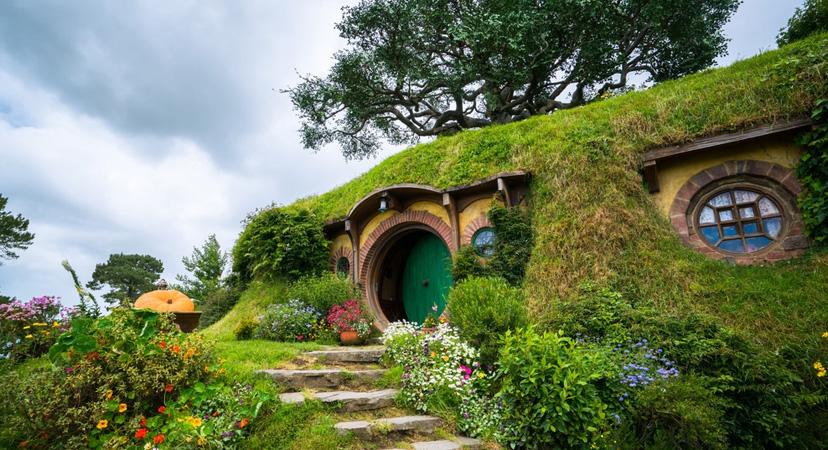 Novi Zeland, Hobbiton
