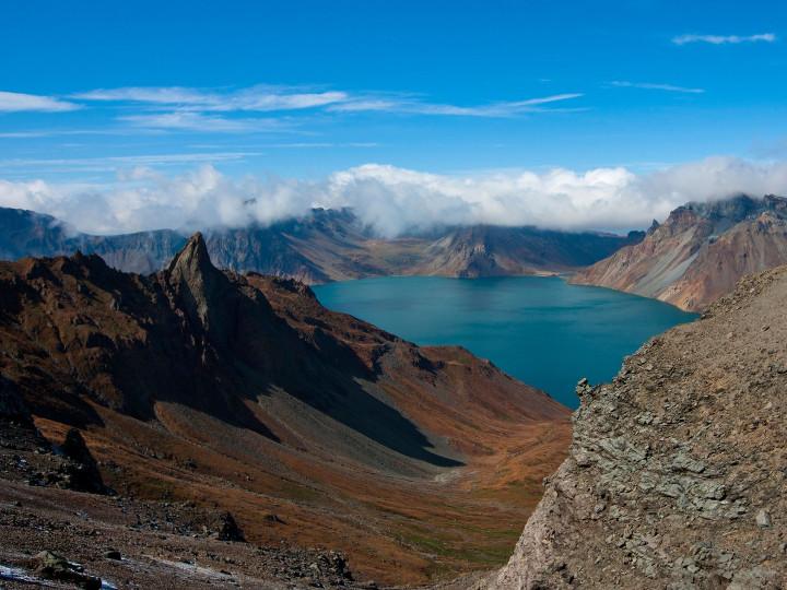 50 najljepših destinacija u Aziji, Planine Baekdu, Sjeverna Koreja