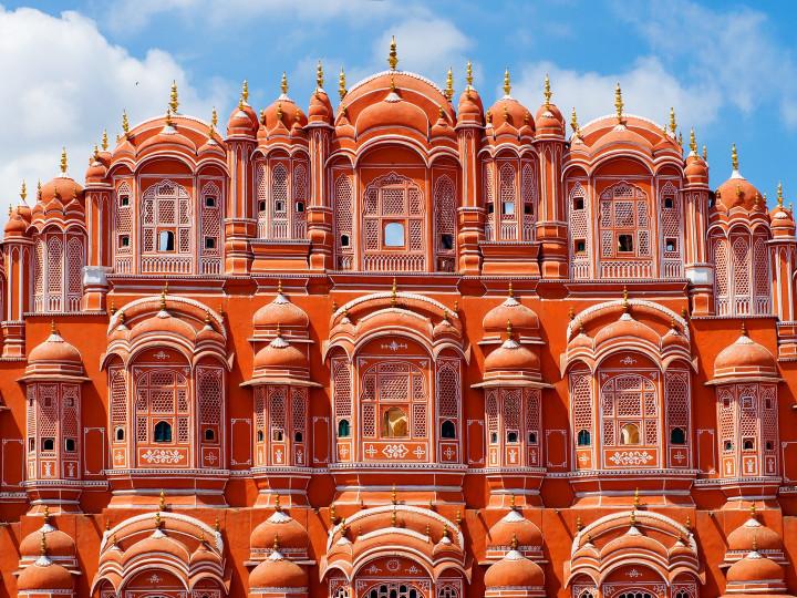 50 najljepših destinacija u Aziji, Jaipur, Indija