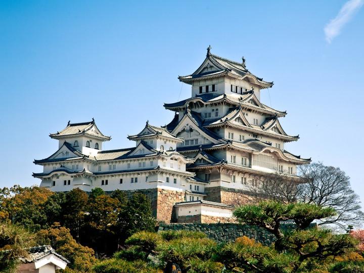 50 najljepših destinacija u Aziji, GradHimeji, Japan