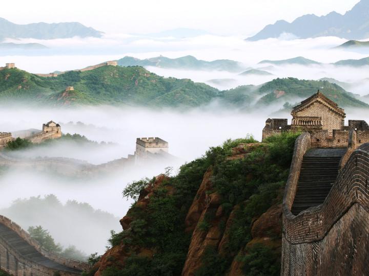 50 najljepših destinacija u Aziji, Kineski zid