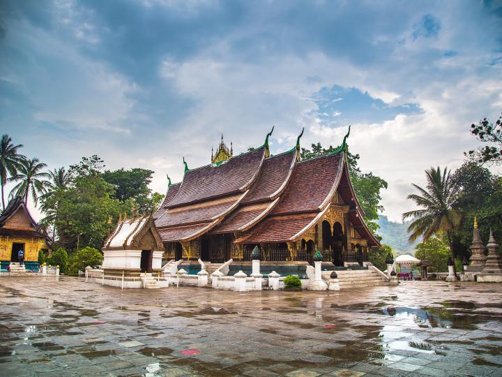 50 najljepših destinacija u Aziji, Luang Prabang, Laos