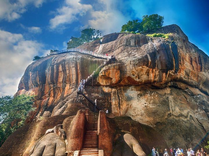 50 najljepših destinacija u Aziji, Sigiriya, Šri Lanka