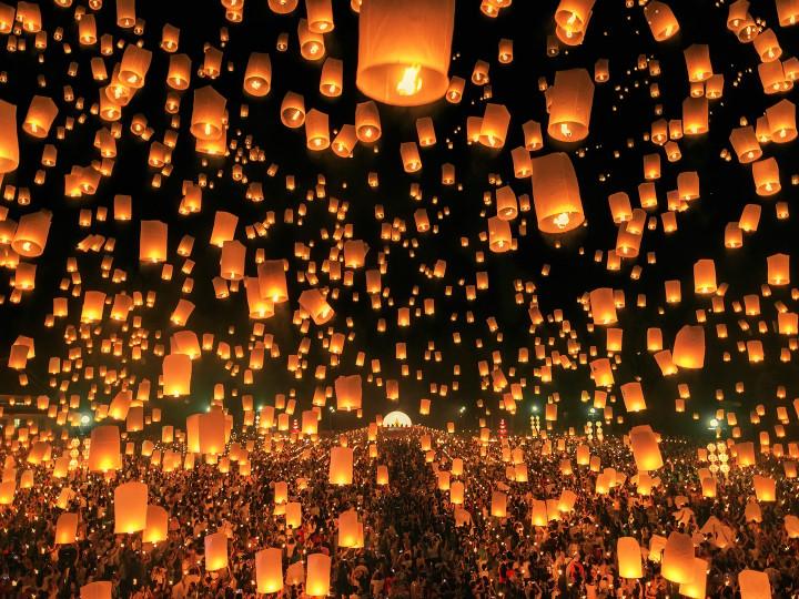 50 najljepših destinacija u Aziji, Chiang Mai, Tajland