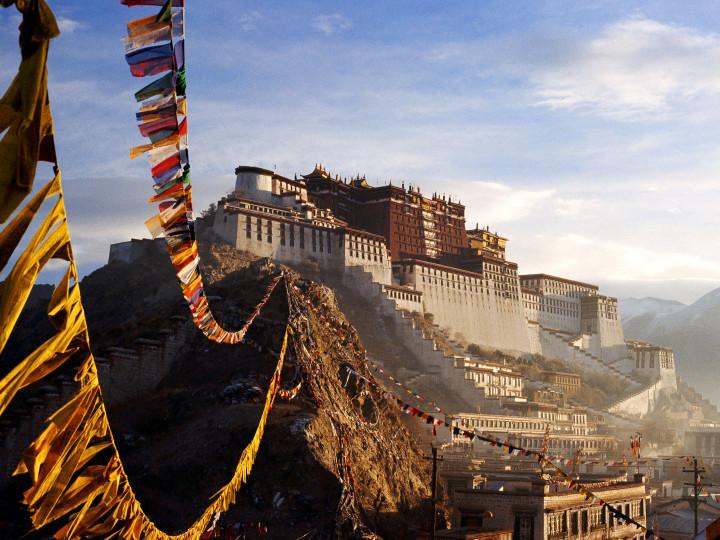 50 najljepših destinacija u Aziji, Lhasa, Tibet