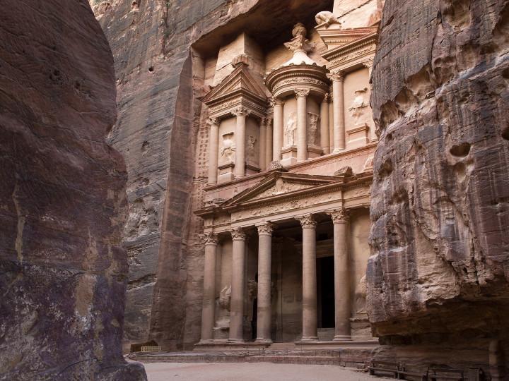 50 najljepših destinacija u Aziji, Petra, Jordan