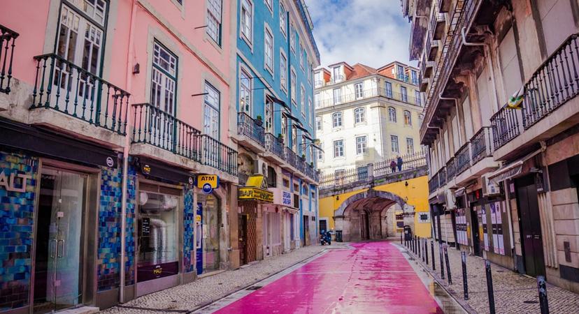 Nova do Carvalho Lisbon