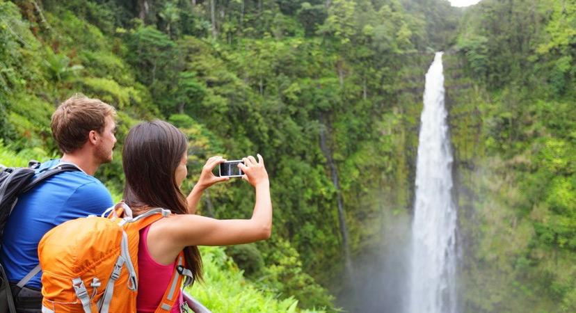 Havaji Akaka falls