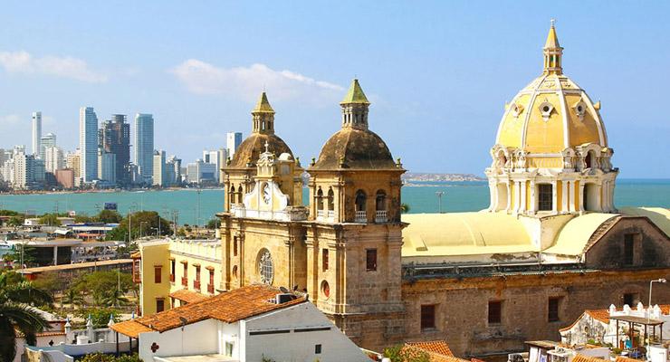 kolumbija crkva