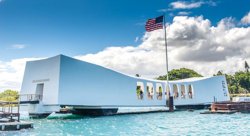 Havaji Pearl Harbour memorijal