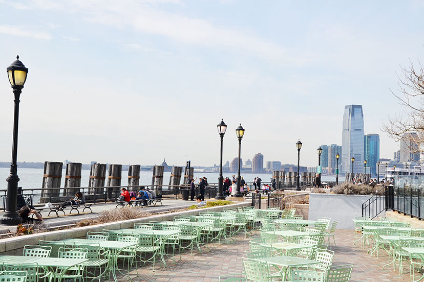 NYC Battery Park
