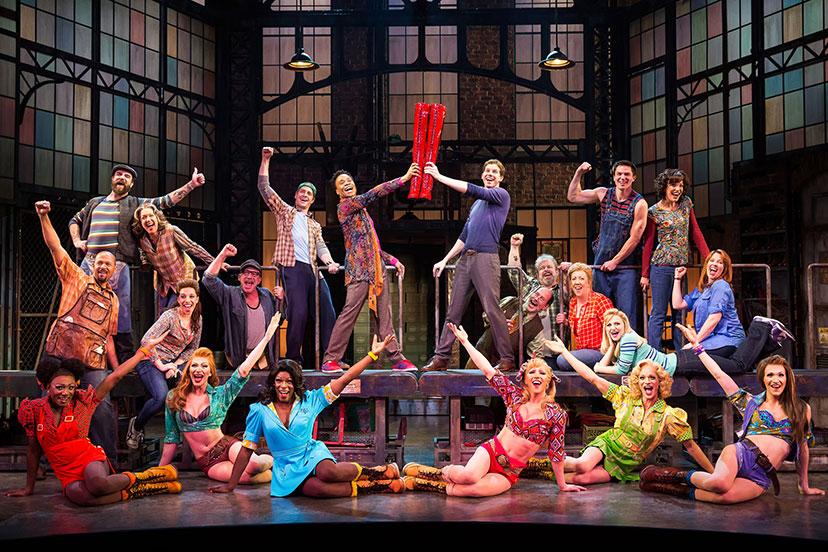 NYC Broadway show