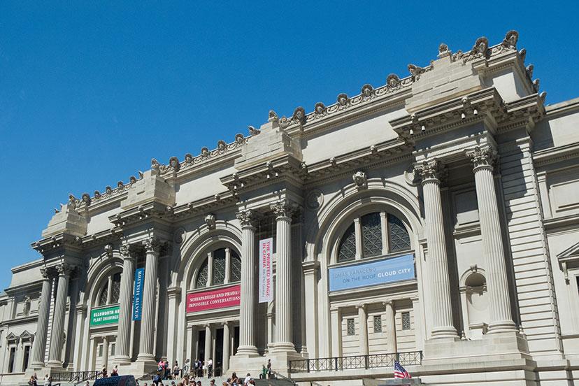 NYC The Metropolitan Museum of Art