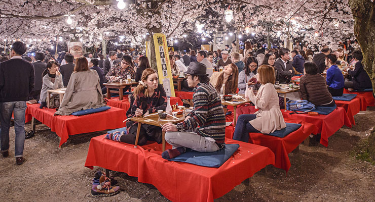 Zašto je Japan najbolje posjetiti u proljeće?