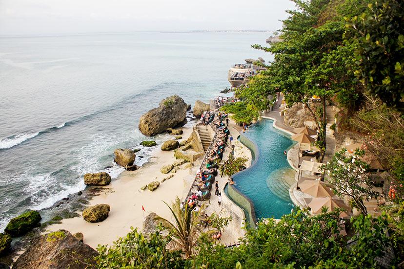 Intervju z Ajdo Sitar, Bali, Jimbaran
