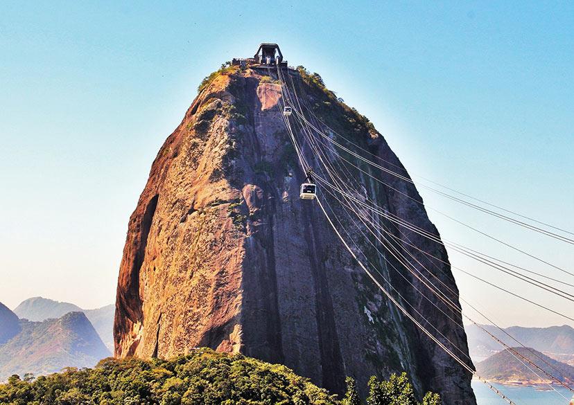 Brazilija, Rio, pomlad, počitnice