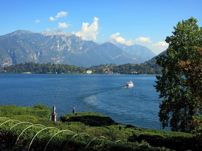 Roadtrip po Italiji, Lake Como