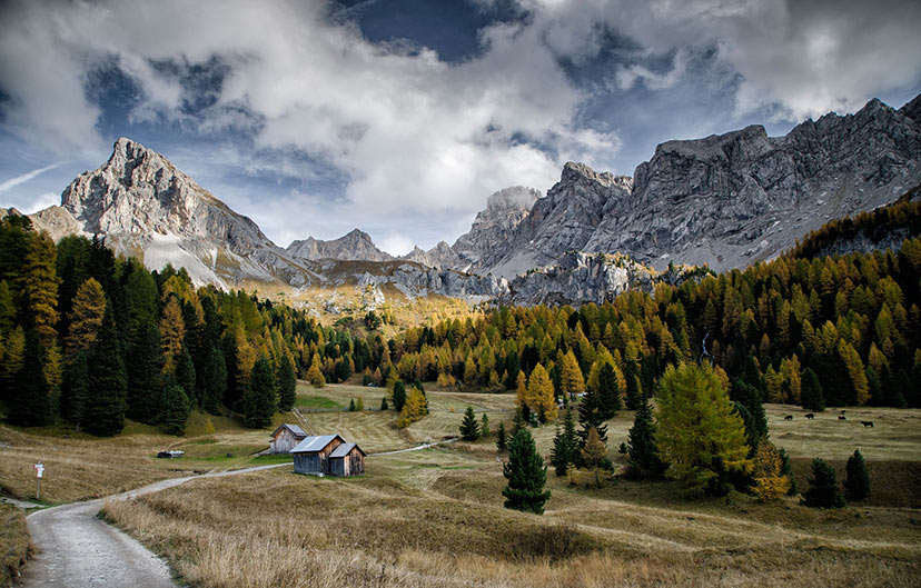Roadtrip po Italiji, Dolomiti