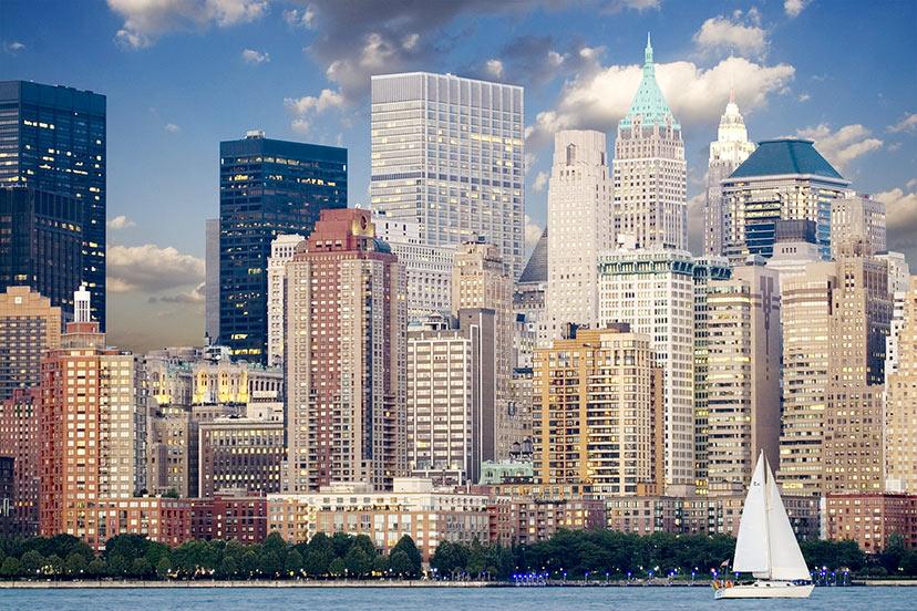 new york, pomlad, počitnice, amerika