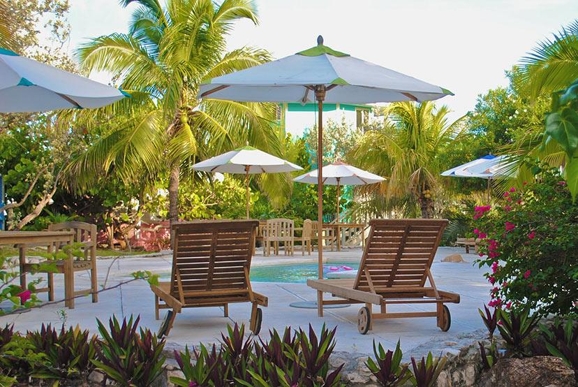Novo leto na plaži: Bahami.