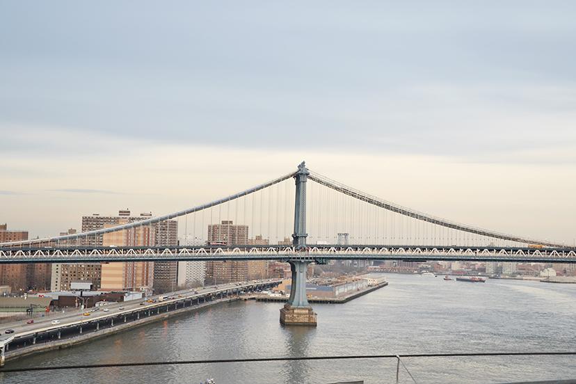 New York, mesto, ki nikoli ne spi, Brooklin bridge