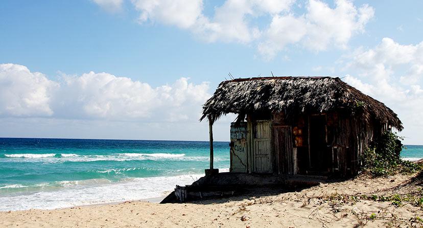 Kuba plaža